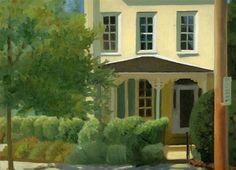 Sunny House - Original Fine Art for Sale - © Nancy Herman