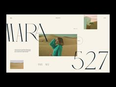 527 — Website concept designed by Francesco Prisco. Connect with them on Dribbble; Beautiful Web Design, Modern Web Design, Clean Design, Typeface Font, Hand Lettering Fonts, Graphic Design Layouts, Layout Design, Interactive Web Design, Typo Poster