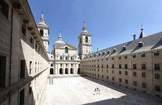 Monasterio y Sitio de El Escorial, Madrid
