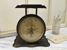 Antique Postal Scale for sale by Old Time Pickers