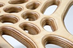 Advances in digital fabrication technologies help product designers to push the limits of materiality and form, evidenced by these seats, surfaces, and lights.