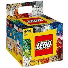 Chollo en Cubo de construcción creativa LEGO Bricks & more (10681). Encontrarás grandes ofertas en #Juguetes #Lego en #Amazon en esta nueva entrada de la web. Aprovéchate, que los juguetes Lego no suelen bajar mucho de precio y ahora tienen grandes descuentos. Series desde #Technic hasta #Minecraft