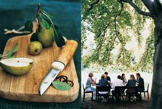 hygge, so want a big tree in my backyard where a table can fit for family and friend gatherings