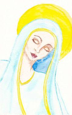 Mary by Amy O'Toole
