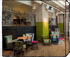 The Folly: Secret garden restaurant Londen (www.thefollybar.com)
