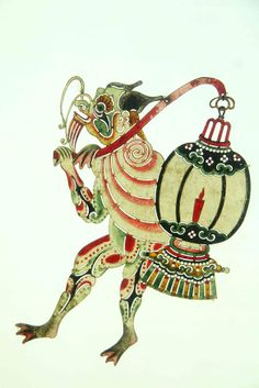 A comprehensive information website about Chinese shadow puppetry Chinese Opera Mask, Shadow Theatre, Dragon Dance, Shadow Play, Shadow Puppets, Creepy Art, Craft Patterns, Ancient Art, Chinese Art