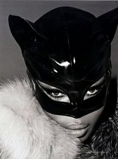 Naomi Campbell by Mert & Marcus