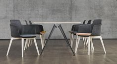 Tono Chair for Randers Radius by Hans Thyge & Co.