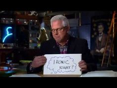 Glenn Beck Delivers Tearful Monologue without Saying a Single Word  WeAreTheSavageNation