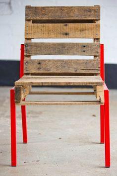 Détourner des palettes en bois pour créer soi-même son mobilier
