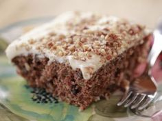 Get this all-star, easy-to-follow Zucchini Cake recipe from Ree Drummond