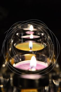 candles room - null