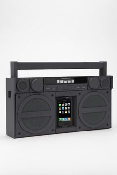 iHome iPod/iPhone Docking System (in Gray)