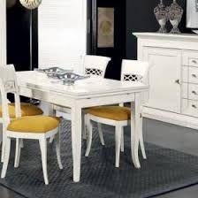 Znalezione obrazy dla zapytania jadalnia biały stół