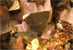 Chalcopyrite is CuFeS2