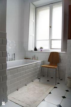 Mieszkanie w kamienicy / Warszawa, Żoliborz - zdjęcie od ZAZA studio - Łazienka - Styl Art- deco - ZAZA studio