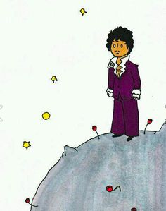 The Little Prince (Paris Review).