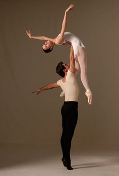 Ballet is one of the most amazing art forms EVER.