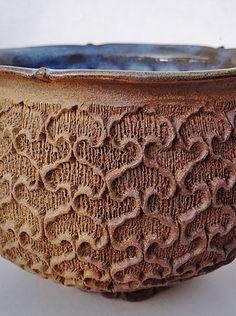 Je crée pour vous des bols en grès, contenants d'exception, intemporels, brut et précieux. 2013, Sculpture Art, Bowls, Creations, Clay, Texture, Inspiration, Ideas, Pottery