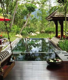 Four Seasons Resort Chiang Mai — Chiang Mai, Thailand