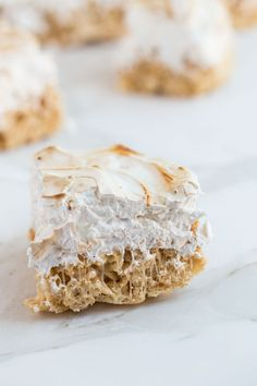 "I have a new way to enjoy classic Rice Krispie treats! These cannot be described as simple, they are outrageously, wickedly decadent. The extra effort required to make them is worth it, sharing them with everyone you know will earn you the title ""Culinary Goddess""!"