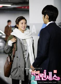 My Princess (마이 프린세스) Korean - Drama - Picture Korean Drama Movies, Korean Dramas, Song Seung Heon, Kim Tae Hee, Princess Pictures, My Princess, Alexander Mcqueen Scarf, Songs, Beauty