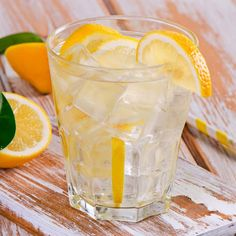 The Benefits of Lemon Water: Detox Your Body & Skin by @draxe