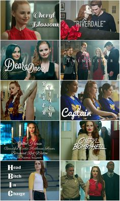Character Profile: Cheryl Blossom from Riverdale