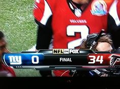 well so much for the giants stomping us