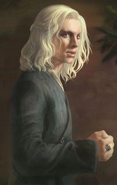 "King Viserys III Targaryen, ""The Lame Dragon"""