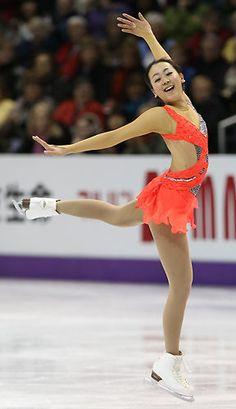 「I Got Rhythm」 : World Figure Skating Championships 2013 in London(CANADA)