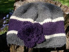 Womens Hat  Hand Crocheted  Alpaca Natural by AlpacaFarmBoutique, $38.00