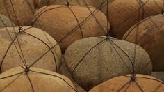 Detail of Stone Circle by Ken Unsworth.