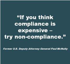 Try Non-Compliance #biz #compliance #travel
