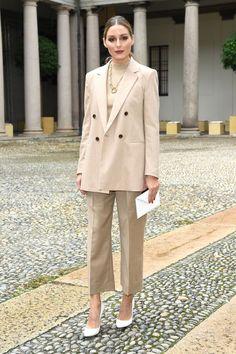 Olivia Palermo Outfit, Estilo Olivia Palermo, Olivia Palermo Lookbook, Olivia Palermo Style, Rihanna Outfits, Work Looks, Work Fashion, Milan Fashion, A Boutique