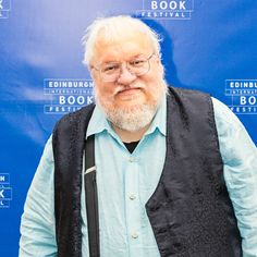 "Portraits | George RR Martin, writer and author of ""Game of Thrones"" series…"