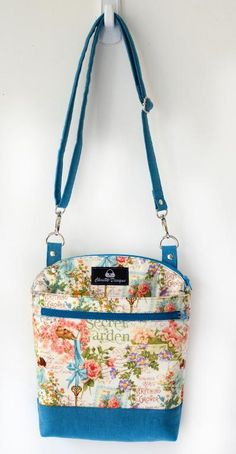 (9) Name: 'Sewing : Serendipity Hip Bag - ChrisW Designs