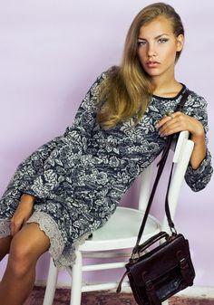 Landini Project A/W 2014  www.nicolabortoli.com www.landiniproject.com  #model #fashion #campaign #photography