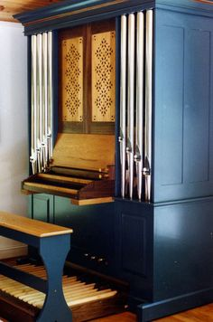 Brock Home Organ