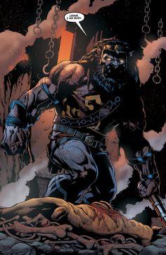 Justice League #43 by Jason Fabok