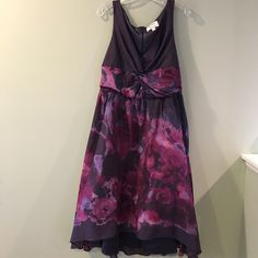 Lela Rose  party dress sz 14 Lela Rose Neiman Marcus for Target Hi-Lo party dress. Size 14, fits a size 12 comfortably. Worn once. Great condition! Lela Rose Dresses High Low