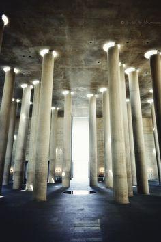 CREMATORIUM BAUMSCHULENWEG (2000) • Berlin, Germany • Shultes Frank Architeckten • http://www.schultesfrankarchitekten.de