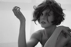 Nicole Kidman rocks the short hair look.