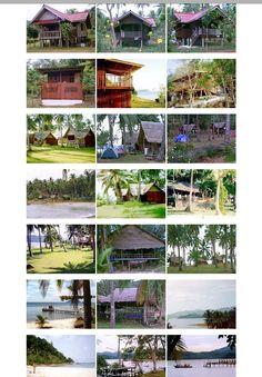 Koh Chang karang bayveiw is a small bungalow resort in Salakphet, Koh Chang.