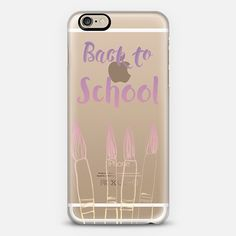 @casetify sets your Instagrams free! Get your customize Instagram phone case at casetify.com! #CustomCase Custom Phone Case   iPhone 6   Casetify   Graphics   Painting   Transparent    Nika Martinez #iphone #case #backtoschool #schooldays #artistic #transparent #girly #case
