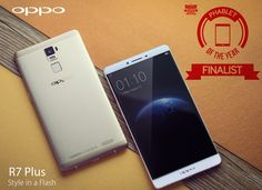 Do you own an #OPPOR7Plus? If so, you should be proud.  The Oppo R7 Plus has been short-listed in the phablet category under the Reader's Choice Awards 2015! #OPPO #Singapore #StarHub