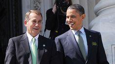 BOEHNER DIGS IN - http://thedailydrudgereport.com/2013/10/06/top-news/boehner-digs-in/
