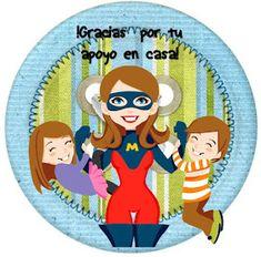Teacher Stickers, Catholic Prayers, First Grade, Emoji, Smurfs, Spanish, Homeschool, Projects To Try, Clip Art