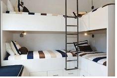 Bunk beds (ide bunk beds buat yg punya anak banyak @nadirabsa @miasyechbu @viva_segaff)