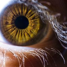 Eye-selfie by Dávid Detkó on 500px | with Nokia Lumia 930 RAW + Minolta MD Rokkor | #nokia #lumia930 #macro #eye #500px